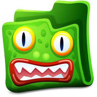 Folder Monster