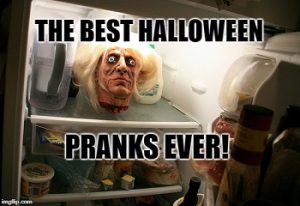 the best halloween pranks ever