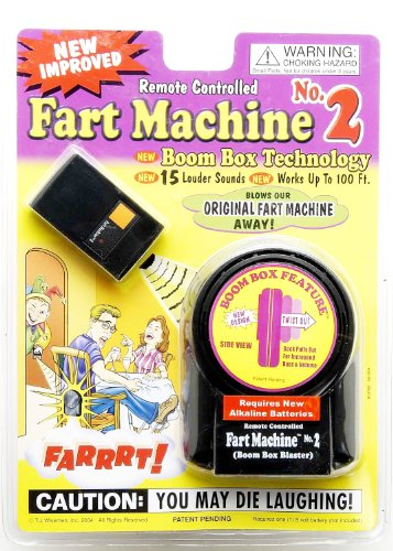 Fart Machine Prank