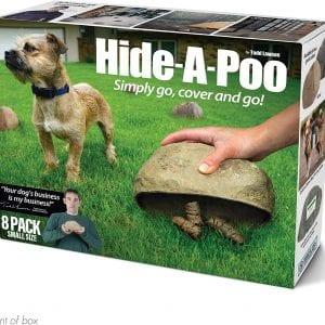 Hide A Poo Prank Box