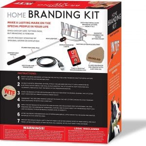 Prank Pack Home Branding Kit