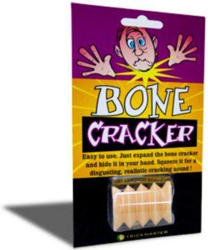 bone cracking prank